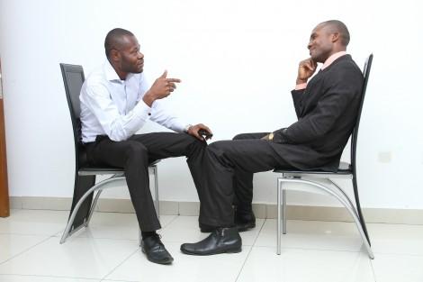 Sostenere Un Colloquio