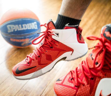 Allenamento a Basket