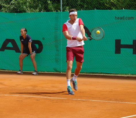Allenamento a Tennis